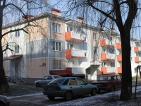 Timashevsk, Industrialny district, house 45. Apartment house