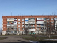 Timashevsk, Industrialny district, house 53. Apartment house