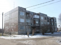 Timashevsk, Industrialny district, house 81. Apartment house