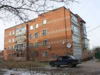 Timashevsk, Kotlyar st, house 187. Apartment house