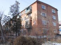 Timashevsk, Lesnaya st, house 9. Apartment house