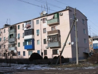Timashevsk, Lesnaya st, house 11. Apartment house