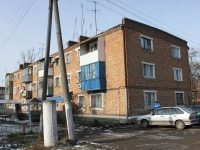 Timashevsk, Lesnaya st, house 13. Apartment house