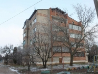 Timashevsk, Sadovod district, house 17. Apartment house