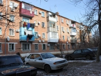 Timashevsk, Sakharny zavod district, house 2. Apartment house