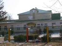 "Timashevsk, nursery school № 11 ""Светлячок"", Sakharny zavod district, house 8"
