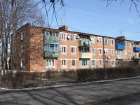 Timashevsk, Sakharny zavod district, house 16. Apartment house