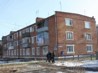 Timashevsk, Sakharny zavod district, house 18. Apartment house