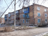 Timashevsk, Sakharny zavod district, house 21. Apartment house