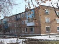 Timashevsk, Sakharny zavod district, house 22. Apartment house
