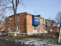 Timashevsk, Sakharny zavod district, house 24. Apartment house