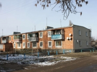 Timashevsk, Sakharny zavod district, 房屋 27. 公寓楼