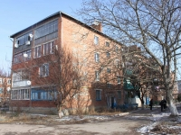Timashevsk, Sakharny zavod district, house 31. Apartment house