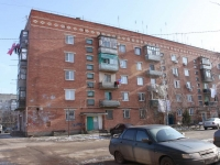 Timashevsk, Sakharny zavod district, house 32. Apartment house