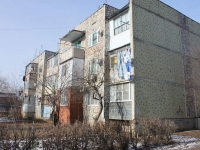 Timashevsk, Sakharny zavod district, house 45. Apartment house