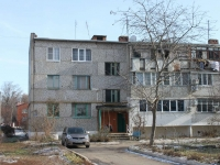 Timashevsk, Sakharny zavod district, house 46. Apartment house