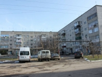 Timashevsk, Sakharny zavod district, house 76. Apartment house