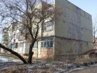 Timashevsk, Sakharny zavod district, house 44. Apartment house