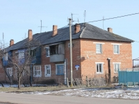 Timashevsk, Svobody st, house 4. Apartment house