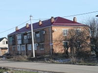 Timashevsk, Svobody st, house 6. Apartment house