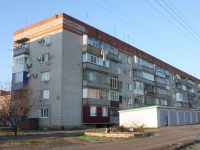 Timashevsk, Yarmarochny alley, house 5. Apartment house