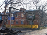 Timashevsk, Yarmarochny alley, house 22. Apartment house