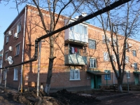 Timashevsk, Yarmarochny alley, house 24. Apartment house