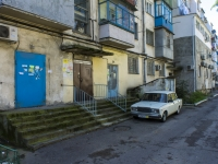 Tuapse, Bondarenko st, house 1. Apartment house