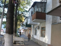 Tuapse, Gagarin st, house 4. Apartment house