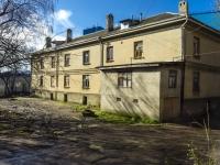 Туапсе, улица Гагарина, дом 17. офисное здание