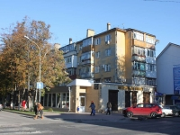 Tuapse, Gogol st, house 6. Apartment house