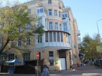 Tuapse, Gogol st, house 13. Apartment house