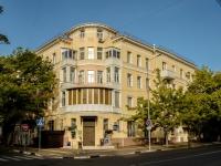 Туапсе, улица Гоголя, дом 13. многоквартирный дом