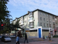 Tuapse, Galina Petrova st, house 6. Apartment house