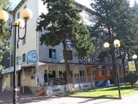 Tuapse, Galina Petrova st, house 11. Apartment house with a store on the ground-floor