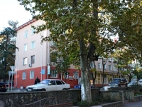 Tuapse, Karl Marks st, house 7. Apartment house with a store on the ground-floor