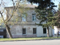 Tuapse, Karl Marks st, house 59. Apartment house