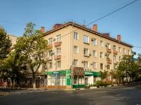 Туапсе, улица Карла Маркса, дом 10. жилой дом с магазином