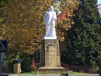 Туапсе, памятник В.И. Ленинуулица Карла Маркса, памятник В.И. Ленину