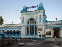 图阿普谢, Marshal Zhukov st, 房屋 6. 汽车站