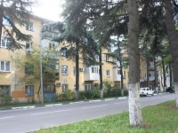 Tuapse, Marshal Zhukov st, house 24. Apartment house