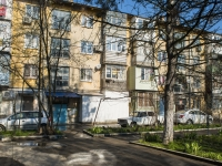 Tuapse, Marshal Zhukov st, house 16. Apartment house with a store on the ground-floor