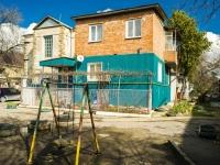 Tuapse, Marshal Zhukov st, house 27. Apartment house