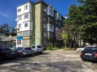 Туапсе, улица Маршала Жукова, дом 10А. многоквартирный дом