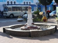 Tuapse, fountain МаякMarshal Zhukov st, fountain Маяк