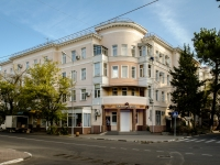 Tuapse, Mira st, house 6. Apartment house
