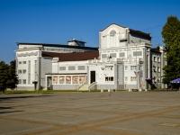 Tuapse, Oktyabrskoy Revolyutsii sq, house 2. community center