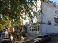 Туапсе, улица Полетаева, дом 3. многофункциональное здание