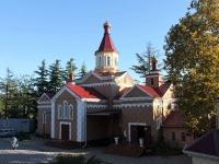 Tuapse, temple св. Алексия, Poletaev st, house 6