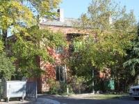 Tuapse, Poletaev st, house 18. Apartment house